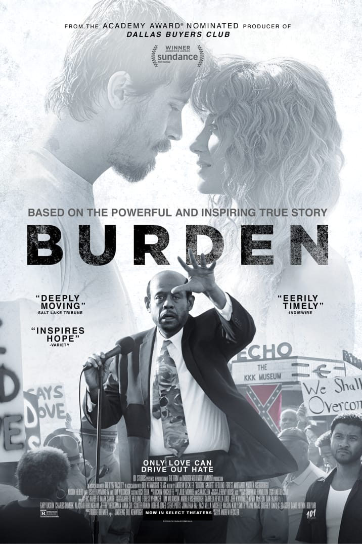Poster image for Burden