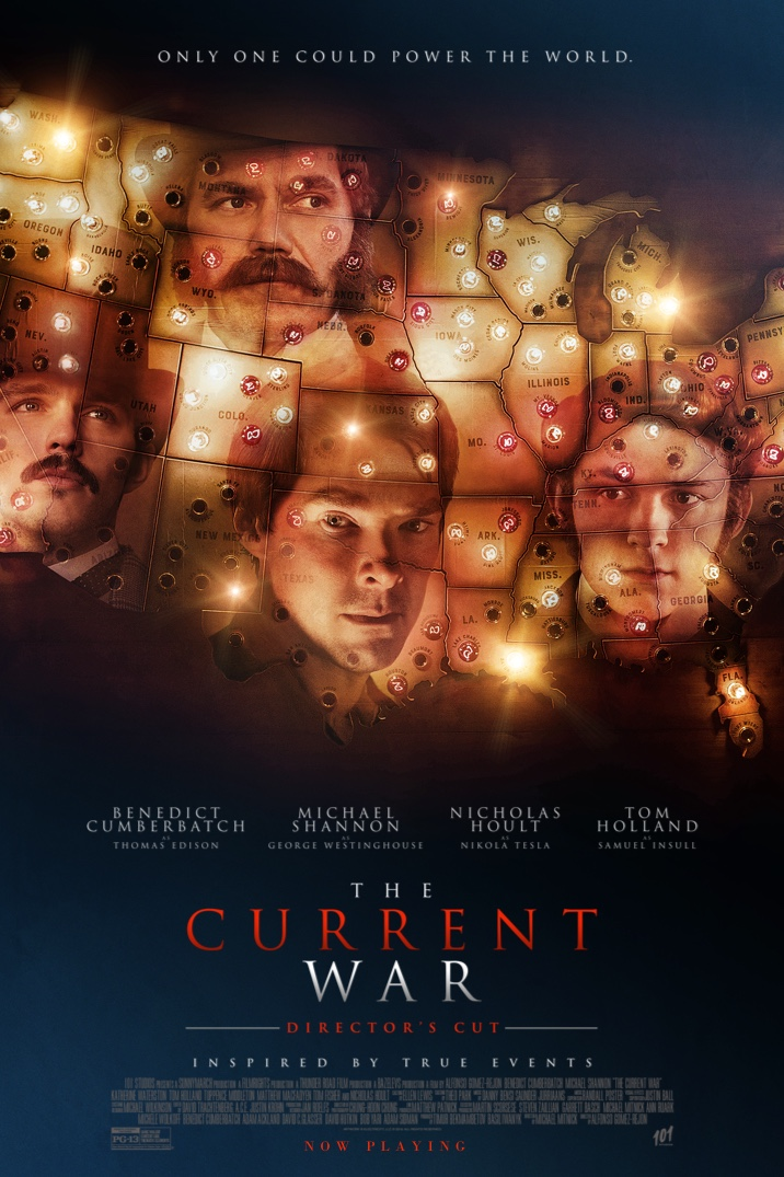 Poster image for The Current War – Director's Cut