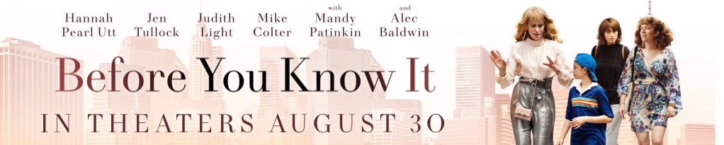 Poster for Before You Know It