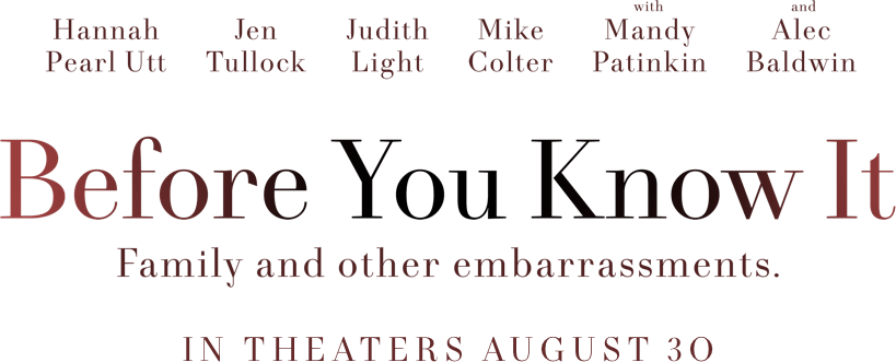Before You Know It: Synopsis | 1091 Media