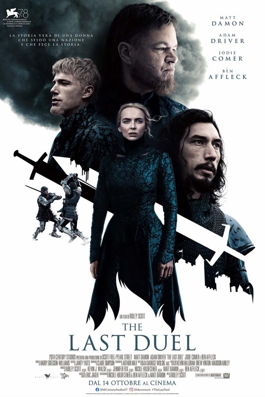 Poster di The Last Duel