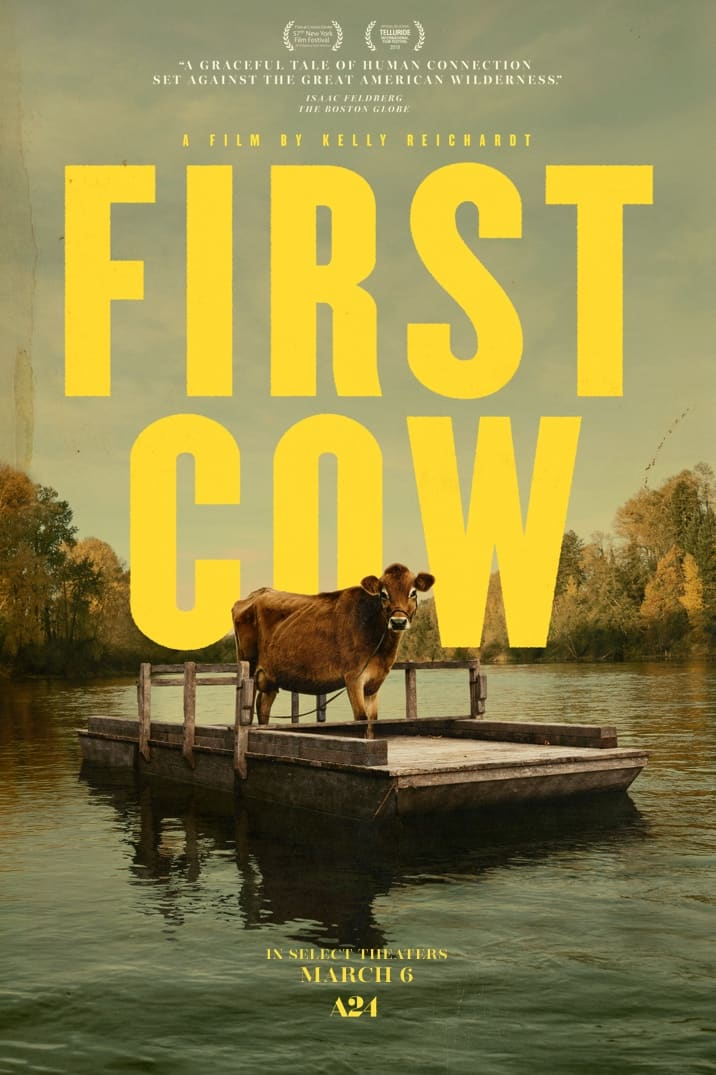 Poster image for First Cow