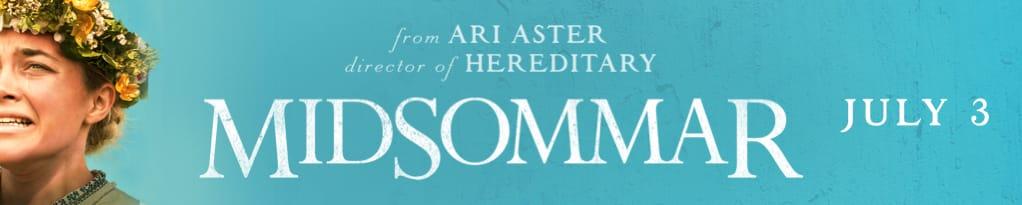 Poster for Midsommar