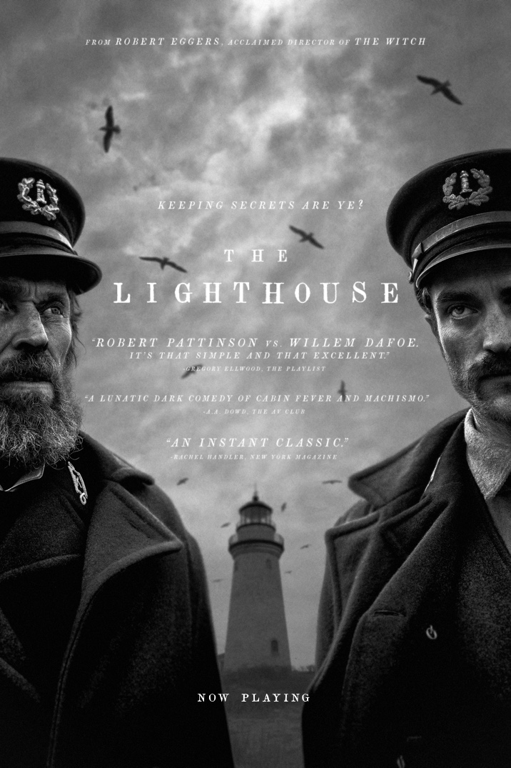 Poster image for The Lighthouse