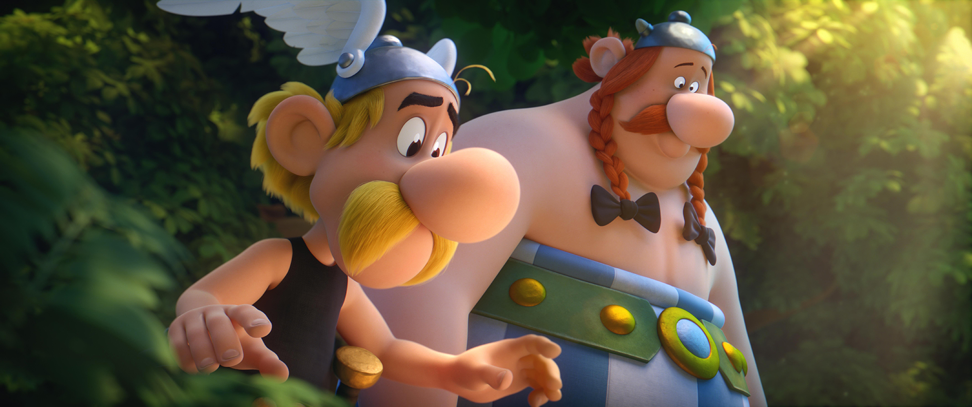Image 1 of the Asterix: The Secret of the Magic Potion gallery