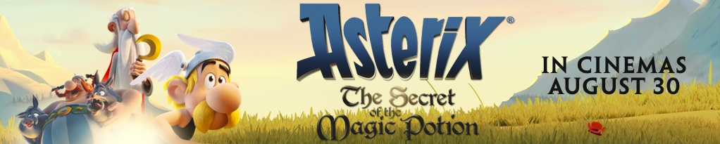 Poster image for Asterix: The Secret of the Magic Potion