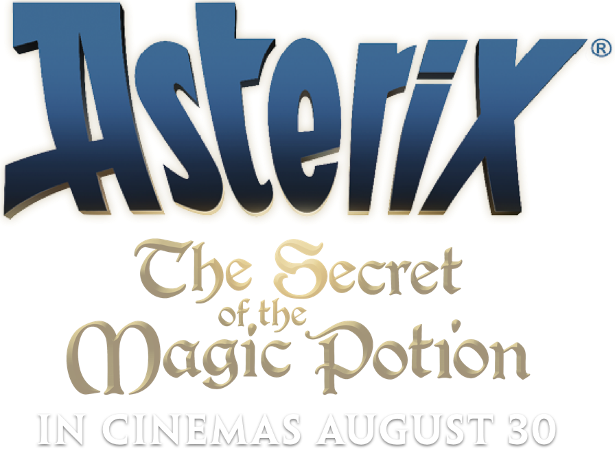 Asterix: The Secret of the Magic Potion | About the Film | In Cinemas and on Sky Cinema Now