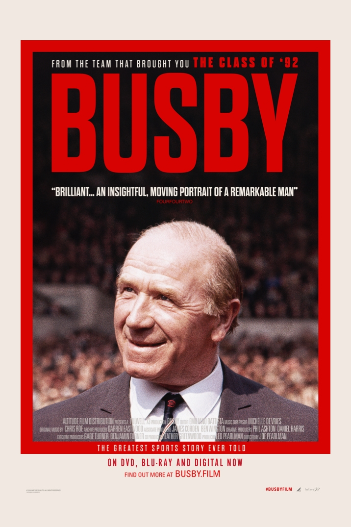 Poster image for Busby