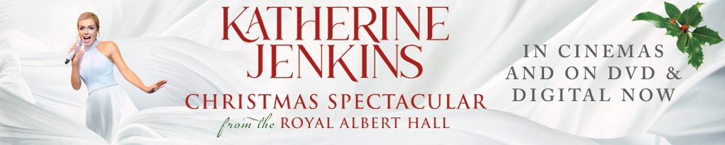 Poster image for Katherine Jenkins Christmas Spectacular