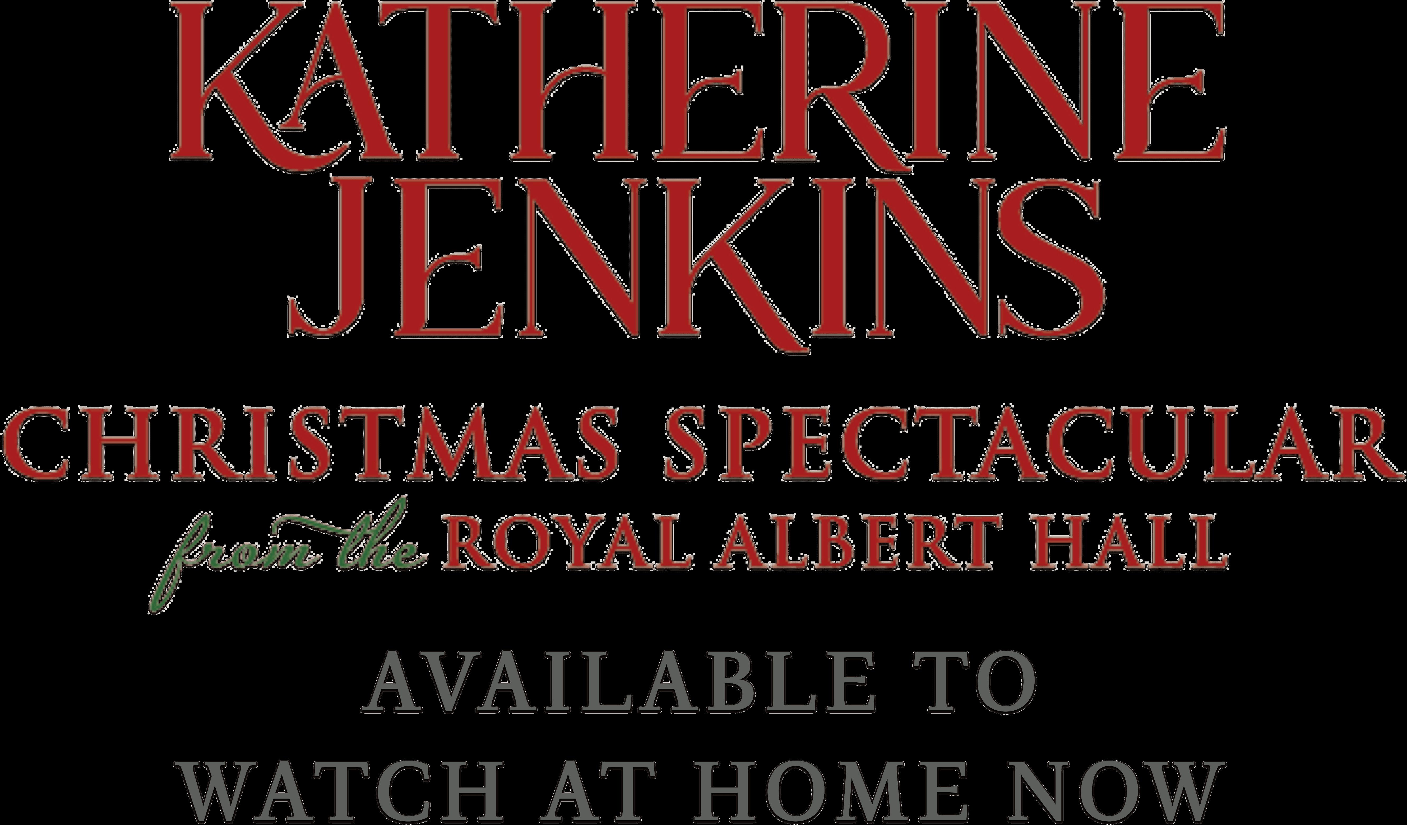 Katherine Jenkins.