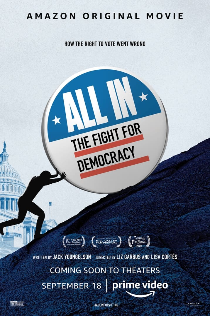 Poster image for All In: The Fight for Democracy