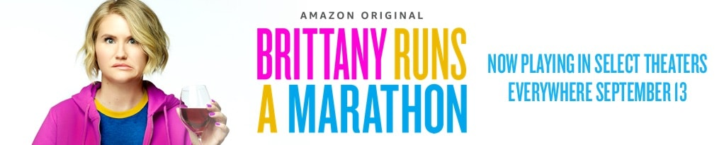 Poster for Brittany Runs A Marathon