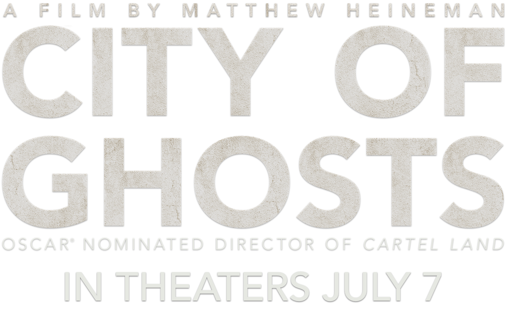 City of Ghosts: Synopsis | Amazon Studios