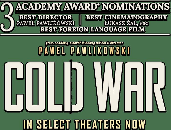 Cold War: Synopsis | Amazon Studios