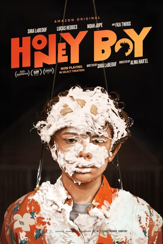 Poster image for Honey Boy