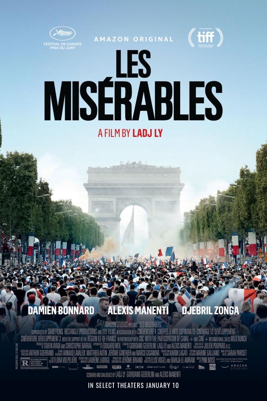 Poster image for Les Misérables