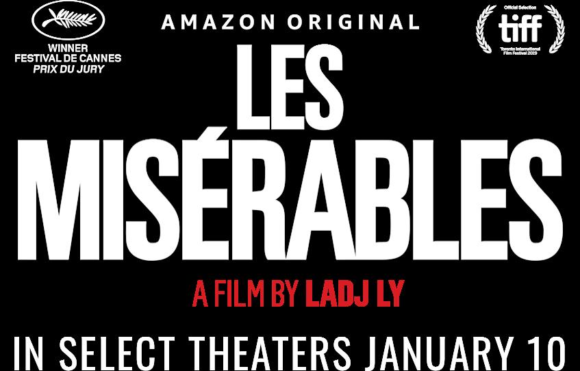 Les Misérables: Synopsis | Amazon Studios