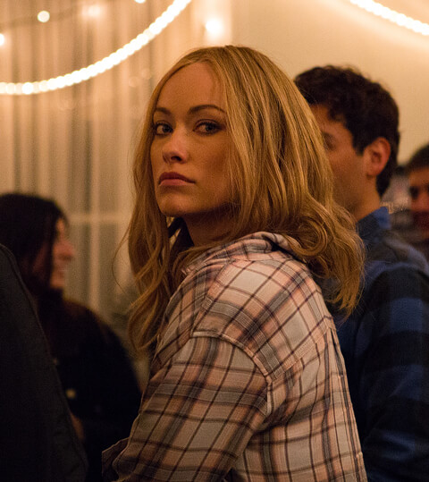 Olivia Wilde as Abby