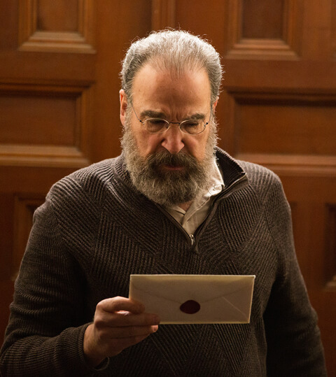 Mandy Patinkin as Irwin
