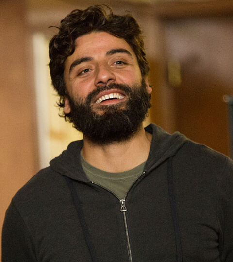 Oscar Isaac as Will