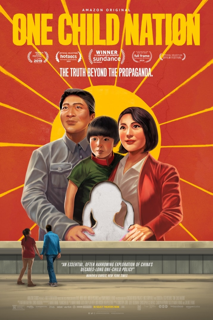 Poster image for One Child Nation