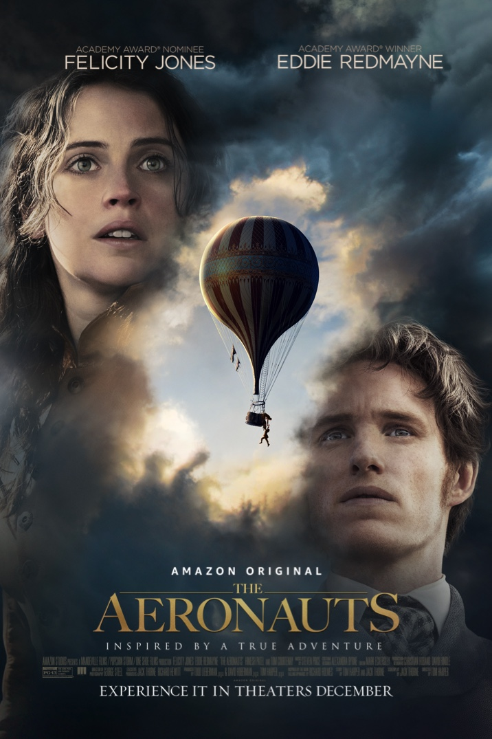 Poster image for The Aeronauts