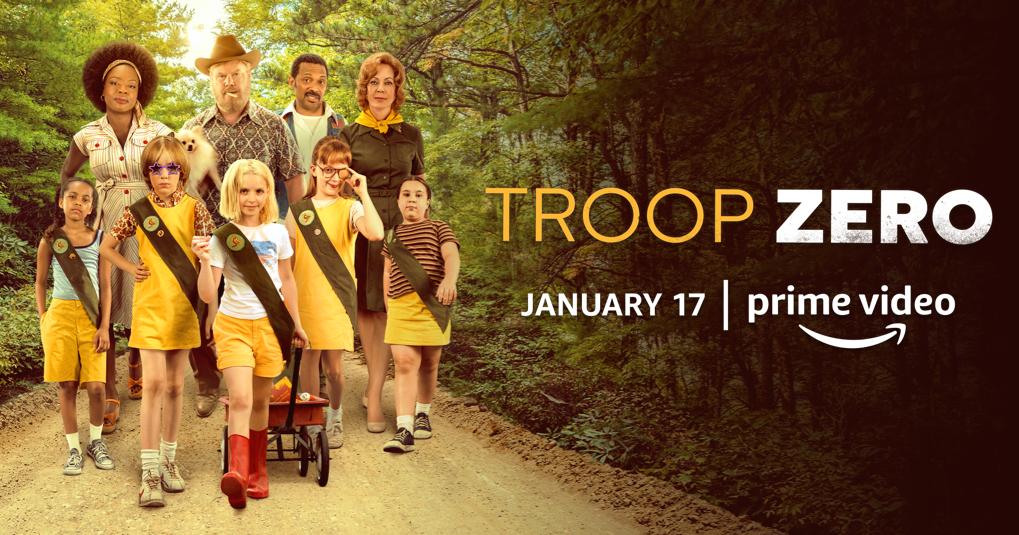 Troop Zero | Amazon Studios