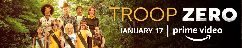Poster for Troop Zero