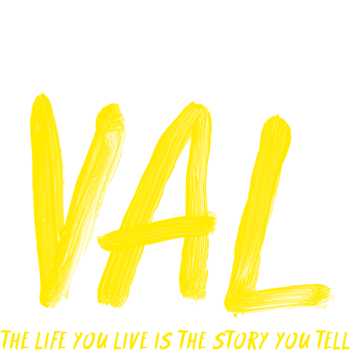 Title or logo for Val