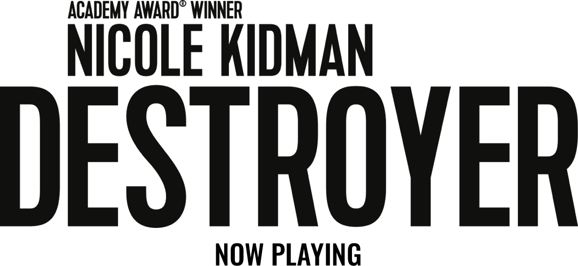 Destroyer: Synopsis | Annapurna Pictures | Starring Nicole Kidman