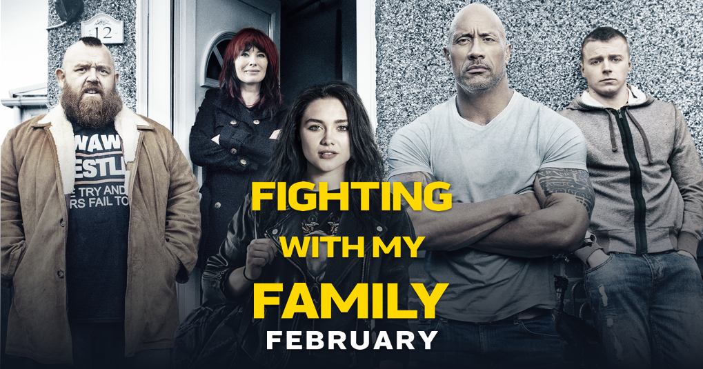 Fighting with My Family 2019 Download Full HD 720p Free