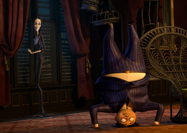 Image of the The Addams Family gallery