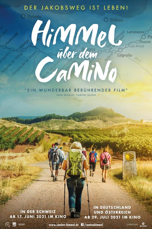 Poster image for Himmel über dem Camino
