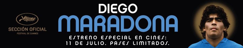 Poster for Diego Maradona