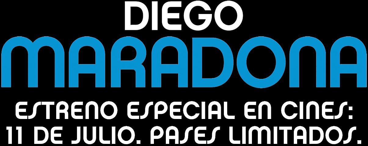Diego Maradona: Sinopsis | Avalon Distribución Audiovisual