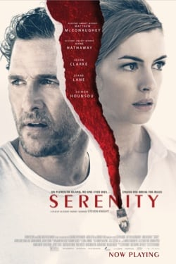 Official poster for Serenity.