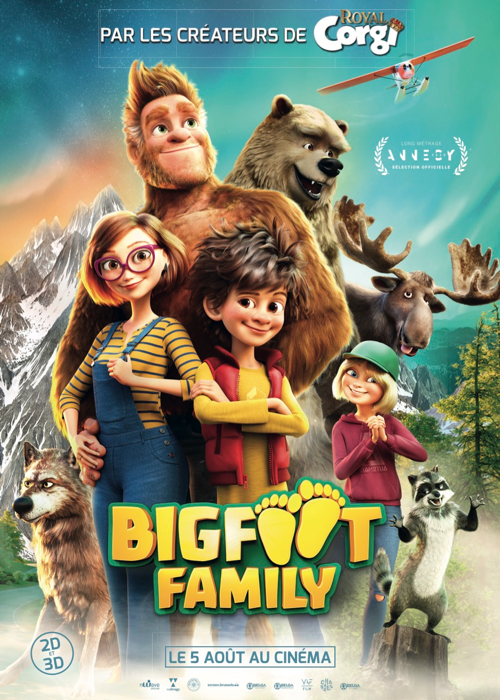 Image of the BigFoot Family gallery