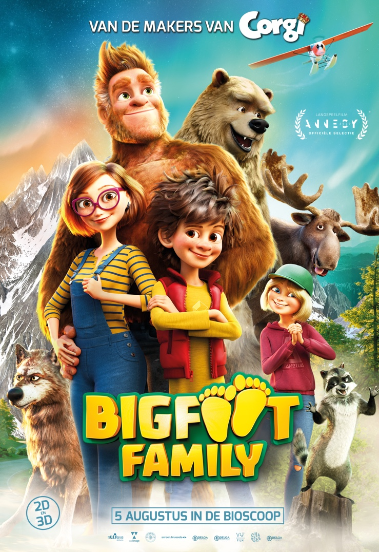 Poster image for BigFoot Family