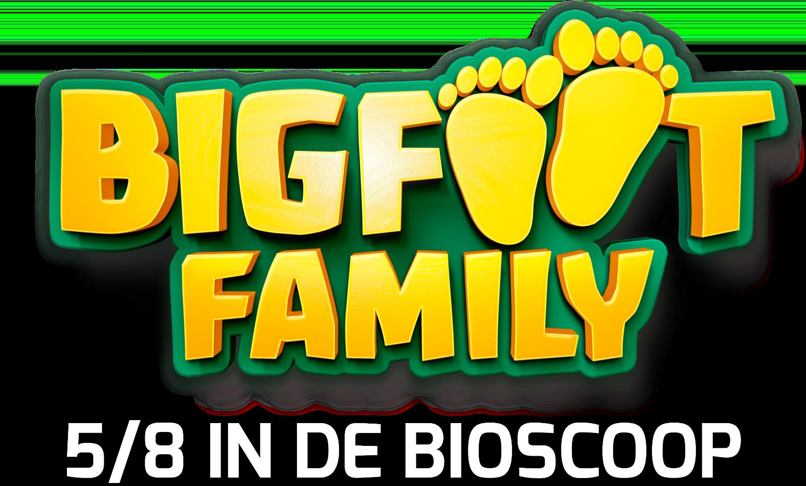 BigFoot Family: Verhaal   Belga Films
