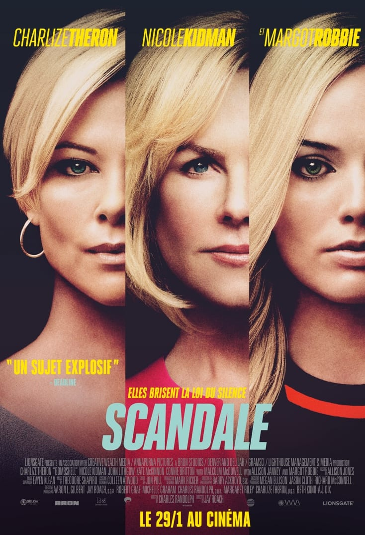 Poster image for Scandale