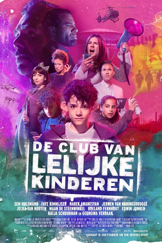 Poster image for De Club van Lelijke Kinderen
