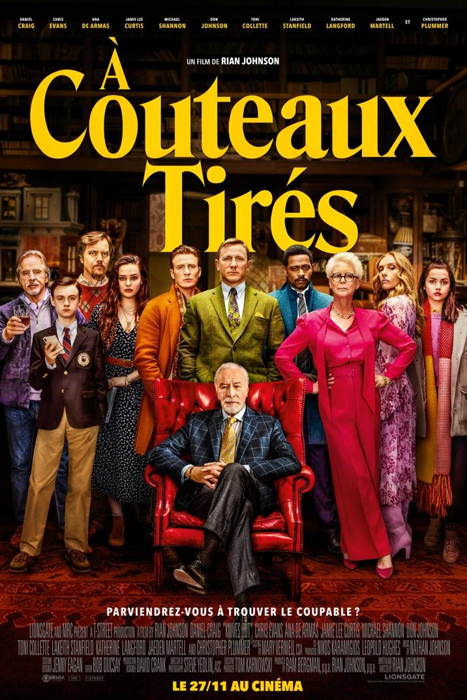 Poster image for À Couteaux Tirés