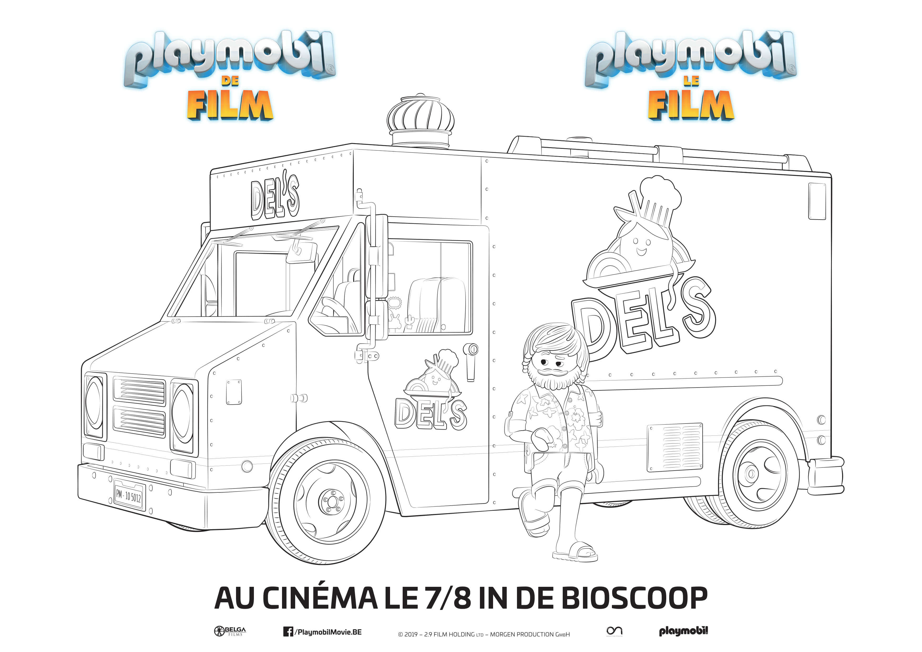 Image 1 of the Playmobil le Film gallery