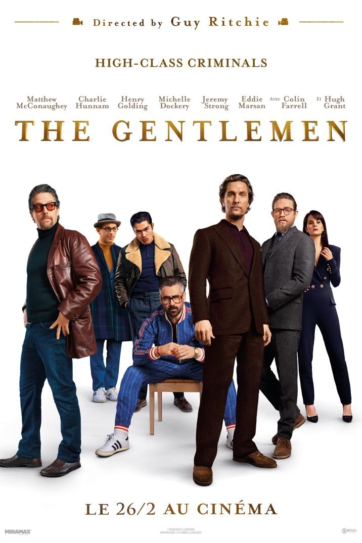 Poster image for The Gentlemen