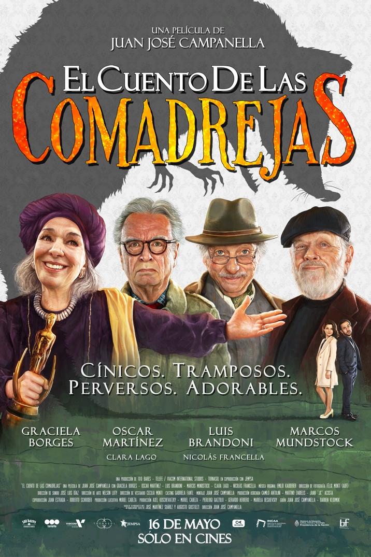 Poster for El Cuento de las Comadrejas