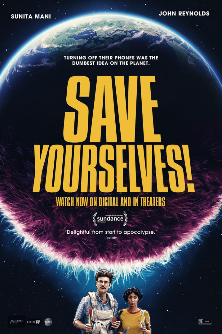 Poster image for Save Yourselves!