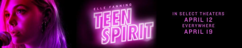 Poster for Teen Spirit