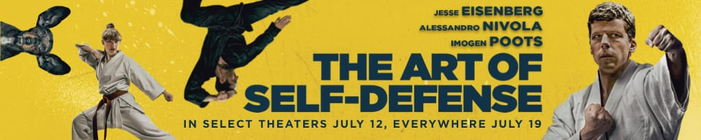 Poster for The Art of Self Defense