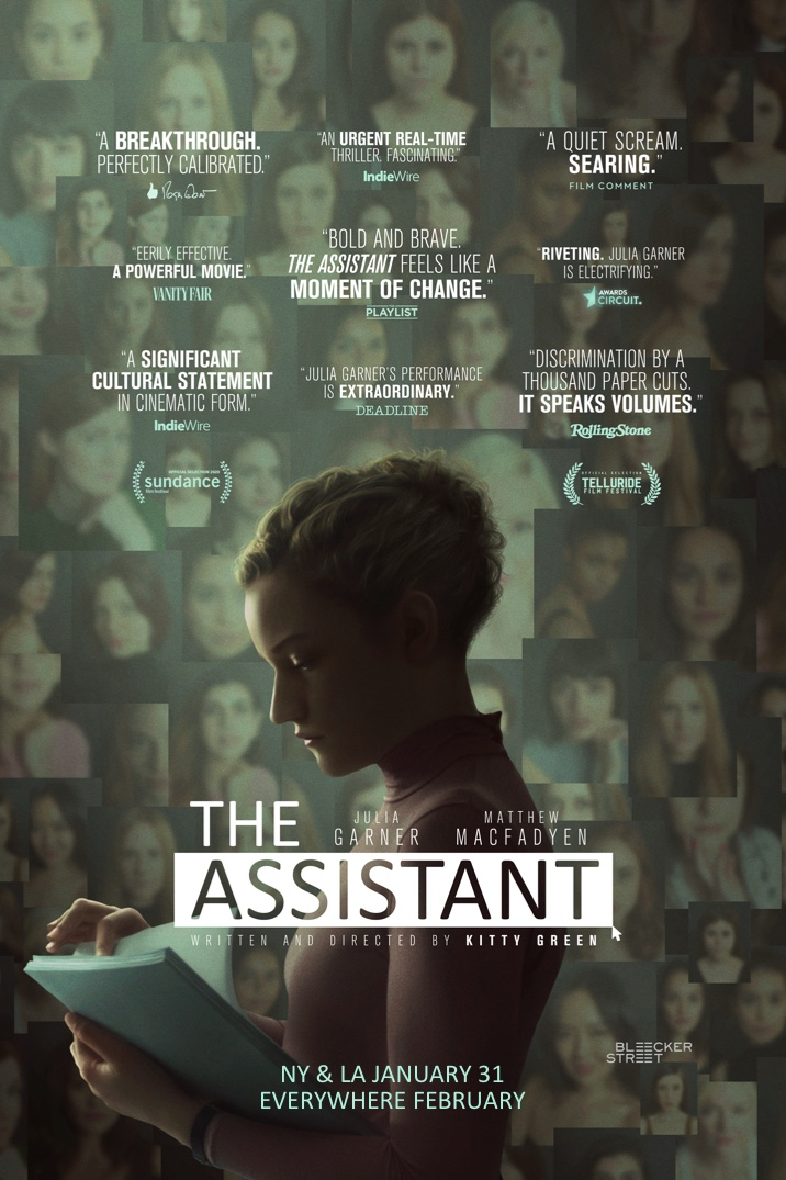 Poster image for The Assistant