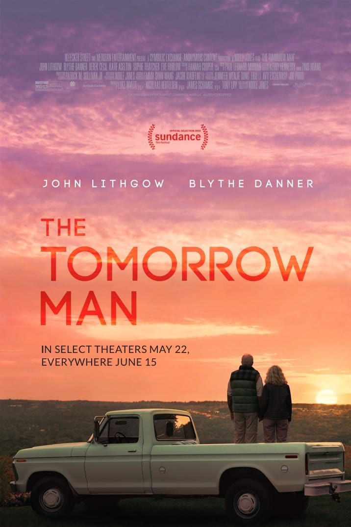 Poster for The Tomorrow Man